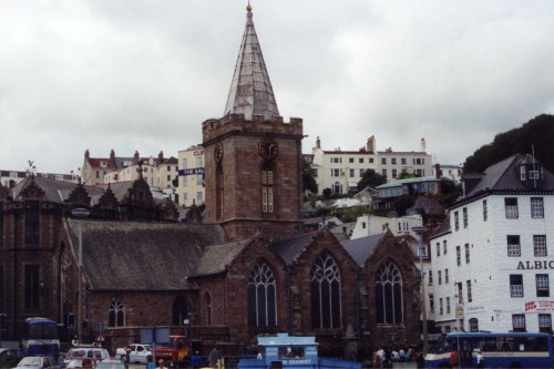 Town Church, St Peter Port