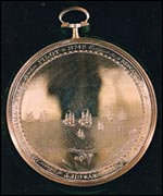 Reverse of the Medal. Image (c) States of Guernsey