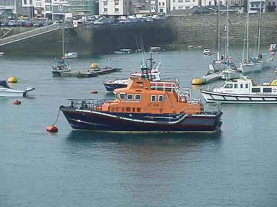 Guernsey Lifeboat