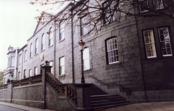 Royal Court House Guernsey