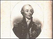 Admiral James Saumarez